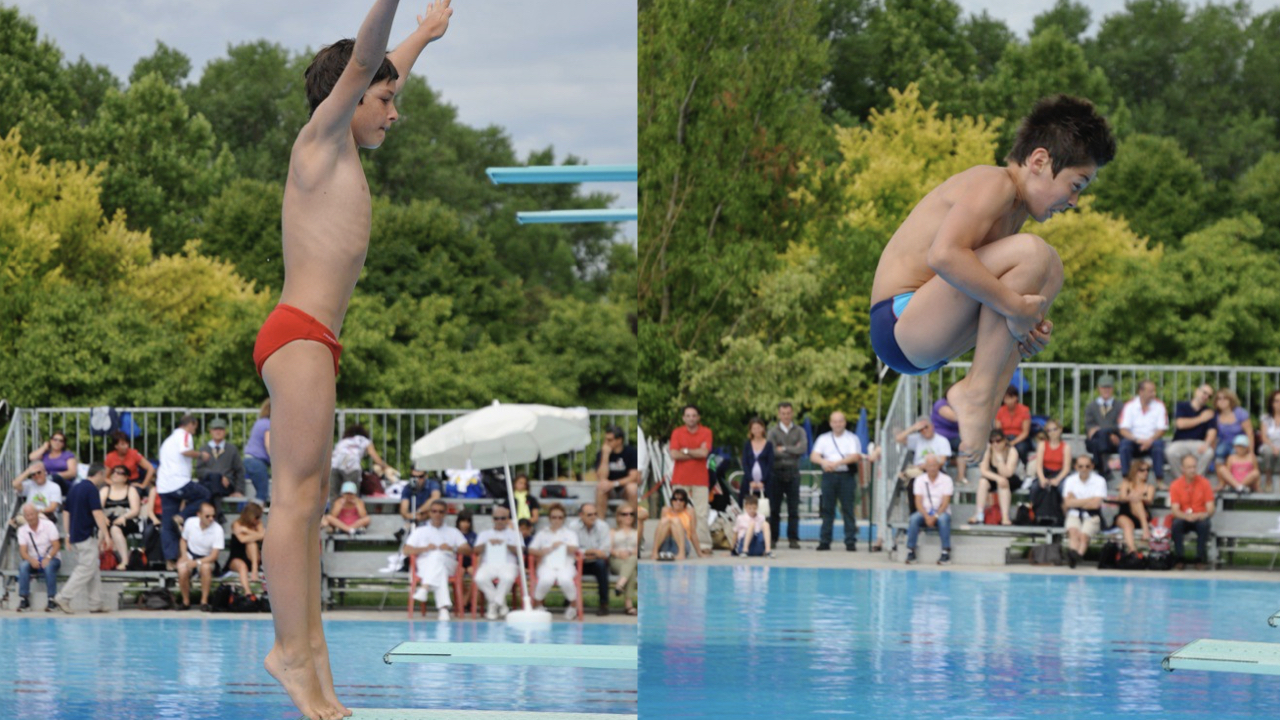 High Diving Competition Vol.5